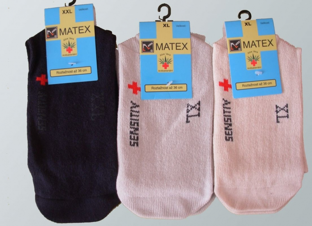 Ponožky pro diabetiky - Diabetes plus  9f157a926b